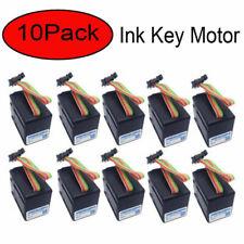 10pack Servo Motor For Heidelberg Sm102 Sm52 Sm74 Harris M1000 Ink Key Motor Us