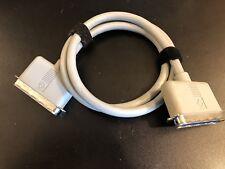 Genuine Apple SCSI Cable C50 M/M 1M 3ft 590-0306 Centronics Macintosh IIgs