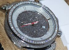 New Authentic Mens JOJO Joe rodeo master jjm20 7.35ct.aprx..Diamonds watch.