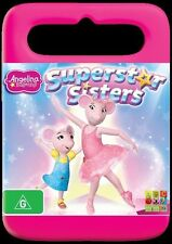 Angelina Ballerina - Superstar Sisters (DVD, 2013)new & sealed