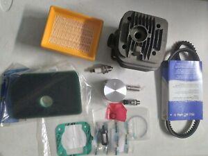 MAKITA DPC7300, DPC7301 Rebuild Kit w/Cylinder Piston -Air Filter, Gasket & Belt