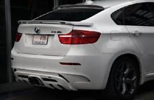 Hamann Heckspoiler X6 und X6 M BMW X6 E71