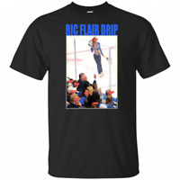 Ric Flair Drip Shirt Brett Hull T-Shirt