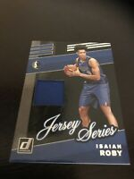 Donruss Jersey Series Isiah Roby Jersey Relic RC Mavs 2020