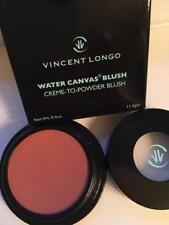 NIB Vincent Longo Water Canvas Blush Creme to Powder CLOVER MIST