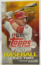 2020 Topps serie béisbol 2 Caja de Hobby