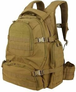 Condor 147-498 Urban Go Backpack, Coyote Brown From Japan