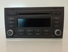 SEAT Exeo 2009 Radio CD Control Stereo Head Unit 3R0 035 186 / 815 7 648 218 366