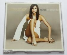 ELIZE - AUTOMATIC (I'M TALKING TO YOU) / 5 TRACK CD + VIDEO