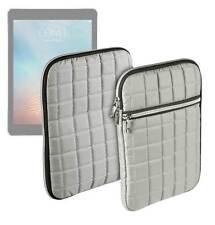 """Deluxe-Line Tasche für Apple iPad Pro 9,7"""" Zoll Schutz Hülle Etui Case grau grey"""
