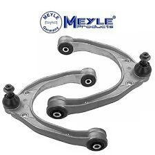 For Audi VW Pair Set of Front Left & Right Upper Control Arm & Ball Joints Meyle