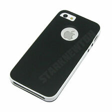 Dual Layer Hybrid Combo Protector Hard Case Cover for Apple iPhone 5 5G 5th SE