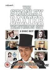 THE STANLEY BAXTER TELEVISION SET. 5 discs. New sealed DVD.