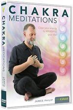 Chakra Meditations with James Philip
