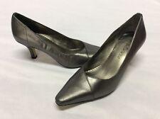 Bella Vita Womens Pumps Shoes,Bridal,Retail $110 Silver, Size 8 N ...WD1