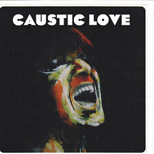 PAOLO NUTINI STICKER Caustic Love 2014 OFFICIAL PROMO New Mint RARE Cheap!