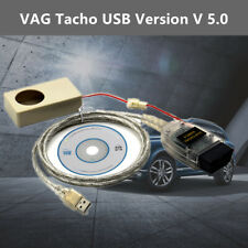 Vagtacho USB Version V 5.0 VAG Tacho Fit NEC MCU 24C32/ 24C64 for Audi Read info
