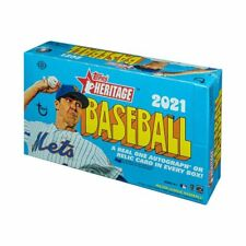 2021 Topps Heritage You Pick - #1-250 free shipping