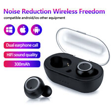 Blutooth 5.0 Headset Wireless Mini Earphones Earbuds Stereo In-Ear Headphones