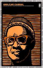 Solidarity POSTER quality print.Amilcar Cabral.Political art.Home Decor.q815