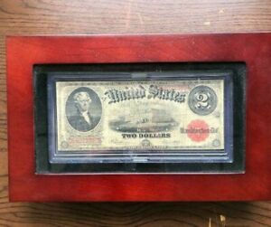1917 $2 Banknote