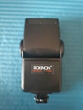 Rokinon Quick 1700 Flash - works great!!
