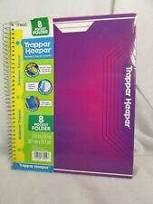 MEAD TRAPPER KEEPER Snapper Trapper Pocket Folders