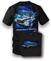 Wicked Metal - Heavy Metal - Chevelle - Muscle Car T-shirt