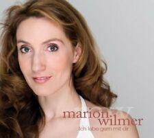 Marion Wilmer [Maxi-CD] Ich lebe gern mit dir (2008)