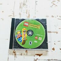 LEGO Island 2 The Brickster's Revenge PC CD-ROM Software Video Game