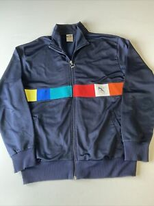 Puma Vintage Mens Jacket Size Large Free Postage