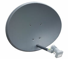 Sky Zone 2 Dish & Wall Mount MK4 - SOLID style for better satellite signal