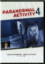 Paranormal Activity 4 (2012) DVD