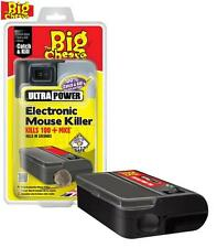 The Big Cheese Ultra Power Electronic Mouse Trap Rat Trap Pest Control Home New