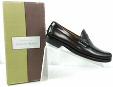 Men's Johnston & Murphy Ski-Moc Burgundy Dress Loafers  Size 7D