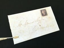 Großbritannien One Penny Faltbrief  1840 First First Day Cover interessant !!