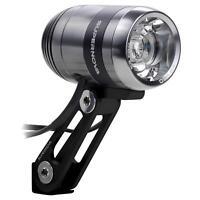 SUPERNOVA E3 Pro 2 Terraflux 2 Titan-Grau LED Lumen Dynamo Fahrrad Lampe Licht