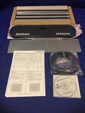 New listing Hitachi Interactive Whiteboard Starboard Link Ez