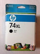 HP 74XL Black Printer Ink Cartridge NEW IN BOX