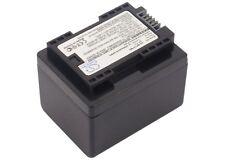 UK Batteria per Canon Ixia HF R306 Legria HF R36 BP-727 3,6 V ROHS