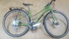 NEW GT TRAFFIC 2.0 COMMUTER ,BIKE PATH, CITY, URBAN ,  DISC BRAKES 24SPD LAST 1