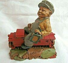 1986 Tom Clark Brakeman Train Gnome Figurine