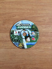 XS Junior League Soccer for PS1 *Disc Only*