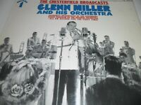 Glenn Miller The Chesterfield Broadcasts Volume 1 1968 RCA Victor SF-7932