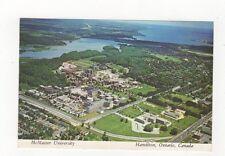 McMaster University Hamilton Canada Postcard 428a
