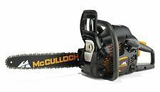 McCulloch CS24S Petrol 2-Stroke 42cc Chainsaw 40cm/16in