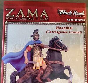 Carthaginian General Hannibal,  By Black Hawk, New In Box