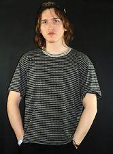 Vintage 90s Calvin Klein Striped Shirt - 80s