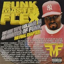 Funkmaster Flex / The Mix Tape Vol 3: 60 Minutes Of Funk: Final Chapter NEW CD