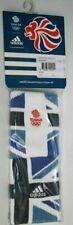 new pair adidas Team GB Wristbands London 2012 Olympics blue etc